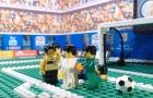 Nhìn lại nửa chặng đường tại Serie A 2017/18 theo phong cách Lego
