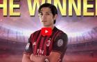 Những bàn thắng đẹp nhất năm 2017 của AC Milan
