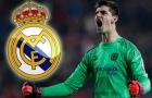 NÓNG: Courtois đạt thỏa thuận về Real Madrid