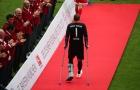 Vừa bỏ nạng, Neuer đã lao vào tập luyện điên cuồng