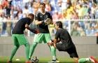 Allegri: 'Người kế vị Buffon không phải Donnarumma'