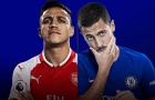 Đội hình kết hợp Arsenal & Chelsea: Cú sốc 9+2