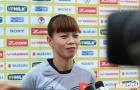 Quả bóng vàng Kiều Trinh: Tôi muốn san bằng kỉ lục của chị Kim Chi