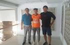 Học trò cũ của HLV Miura sang Hàn Quốc thi đấu