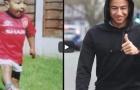Jesse Lingard thay đổi như thế nào từ 3 đến 25 tuổi?