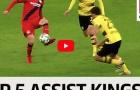 Muller, Kimmich, Havertz và top 5 vua kiến tạo Bundesliga