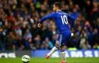 Phân tích cách chơi bóng của Eden Hazard