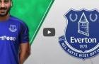 Cenk Tosun - tân binh 30 triệu bảng của Everton