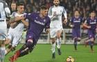Highlights: Fiorentina 1-1 Inter Milan (Vòng 20 Serie A)