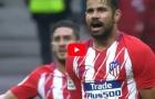 Màn trình diễn của Diego Costa vs Getafe
