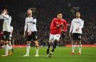 Siêu phẩm đẳng cấp của Jesse Lingard làm tung lưới Derby County