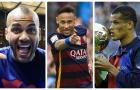 Cầu thủ Brazil ở Barcelona: Từ ngôi sao đến huyền thoại