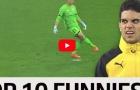 Những khoảnh khắc hài hước nhất Bundesliga từ đầu mùa