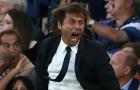 Những màn ăn mừng cuồng nhiệt của Antonio Conte