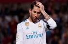 Ramos lại chấn thương, vận đen vẫn chưa thôi đeo bám Zidane