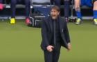 Antonio Conte và những lần bộc phát trên sân