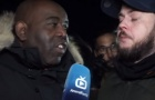 CĐV Arsenal tức giận với Wenger vì thất bại trước Nottingham