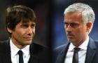 Conte - Mourinho: Hai gã ăn mày đếm tiền xu