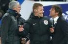 Conte và Mourinho CHỬI NHAU thậm tệ: Vì đâu nên nỗi?