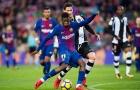 Ousmane Dembele thể hiện ra sao vs Levante?