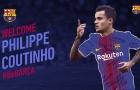Valverde vẫn chưa biết bố trí Coutinho đá ở đâu