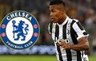 Juventus hét giá Alex Sandro, Chelsea choáng váng