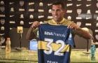 Carlos Tevez rạng rỡ trong lần thứ 3 tái ngộ Boca Juniors