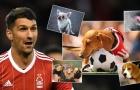 Hậu vệ ghi 2 bàn hạ Arsenal được tặng chó, đặt tên là 'Pháo thủ'