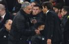 HLV Conte thề mãi không quên mối thù với HLV Mourinho
