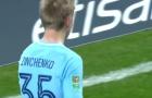 Sao trẻ Man City, Zinchenko thể hiện thế nào trước Bristol City