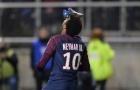 Ẩn ý đằng sau màn ăn mừng của Neymar trong trận với Amiens