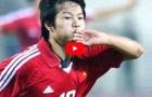 Bàn thắng để đời của Văn Quyến vào lưới Hàn Quốc