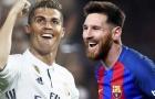 Đội hình hay nhất năm của UEFA: Ronaldo lập kỷ lục; Không Neymar, Kane