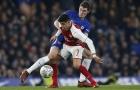 Highlights: Chelsea 0-0 Arsenal (Bán kết lượt đi Cúp Liên đoàn Anh)