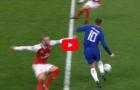 Màn trình diễn của Eden Hazard vs Arsenal
