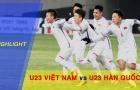 U23 Việt Nam 1-2 U23 Hàn Quốc (VCK U23 châu Á 2018)