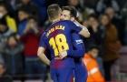 Chấm điểm Barca: Vinh danh song tấu Messi - Alba