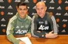CHÍNH THỨC: Man Utd đón tiền vệ tân binh