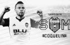 Francis Coquelin tập luyện ngày đầu tiên tại Valencia