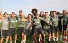 Dàn sao Man Utd 'quẩy' mạnh trong ngày cuối ở Dubai