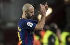 Mascherano âm thầm chia tay Barca như thế nào?