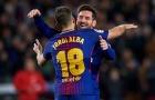 Messi và Alba: Công thức ghi bàn hoàn hảo của Barca