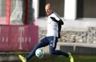 Ở tuổi 33, Robben vẫn tung hoành trên sân tập Bayern Munich