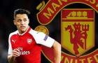 Sanchez tới Man Utd là thương vụ TÁO BẠO