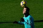 Sức mạnh của Barca không khiến Cristiano Ronaldo chùn bước