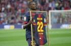 Trận đấu cuối cùng của Eric Abidal cho Barcelona