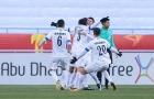U23 Uzbekistan gây bất ngờ bằng chiến thắng trước U23 Trung Quốc