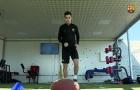 Cận cảnh buổi tập của Philippe Coutinho ở Barcelona