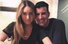 Daniela - Nàng công chúa xinh đẹp nhà Luis Figo
