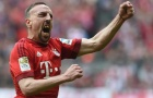 Franck Ribery muốn kết thúc sự nghiệp tại Bayern Munich